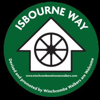 Isbourne Way Sign
