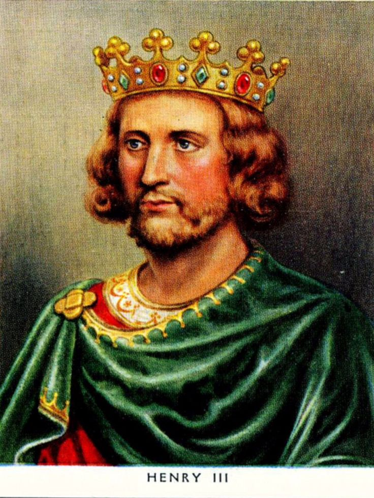 King Henry lll