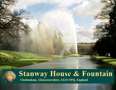 Stanway Fountain