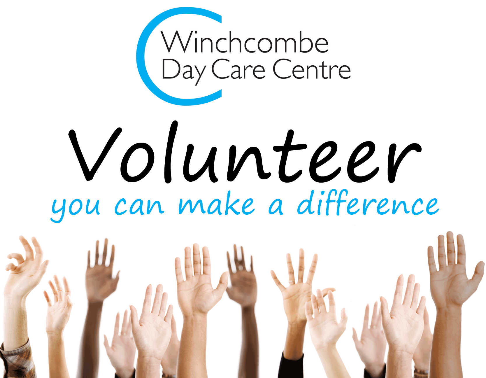 Day Care Centre Appeal for Vounteers