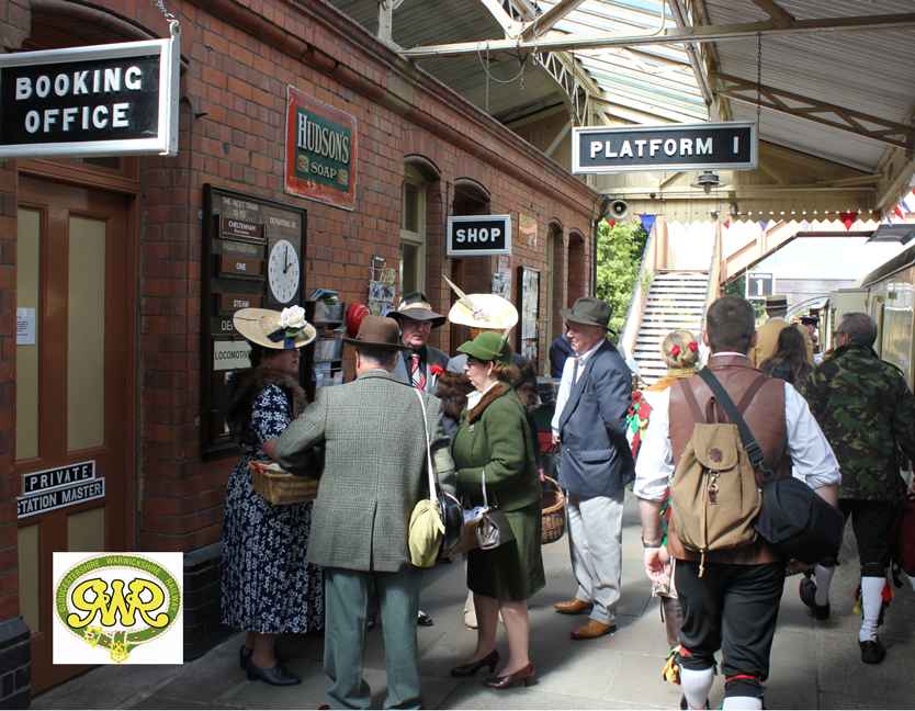 GWR Wartime in the Cotswolds