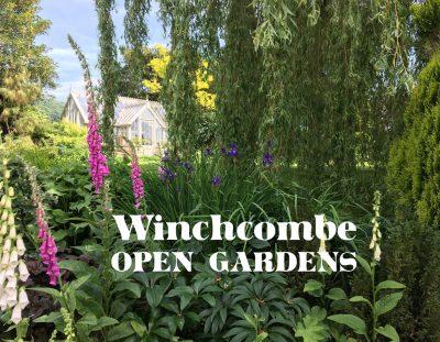 Winchcombe Open Gardens