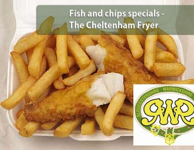 Fish & Chips Special GWSR
