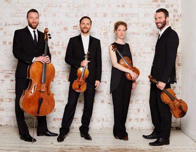 The Heath Quartet at Postlip