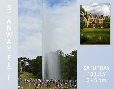 Stanway Fete