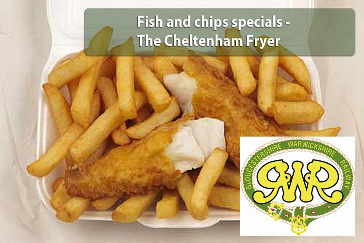 Fish and Chips Special Train