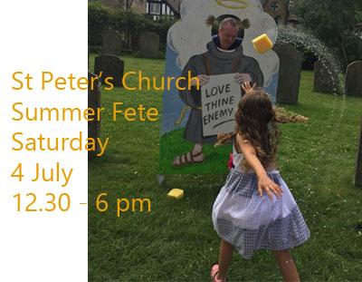 St Peter's Church Fete