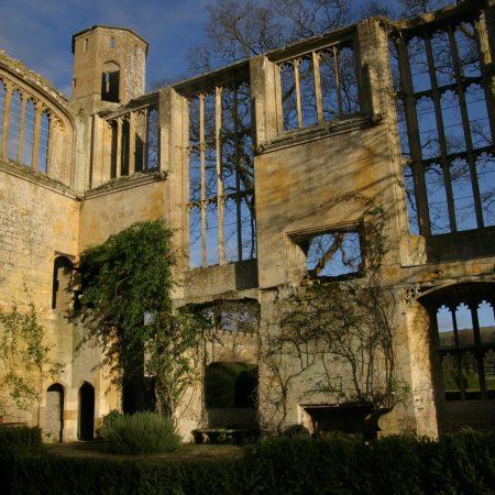 Tythe Barn Ruins