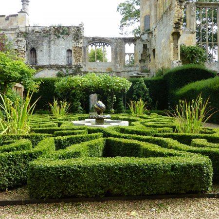 Knott Garden Sudeley