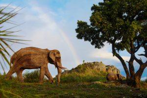 Sudeley Castle Elephants