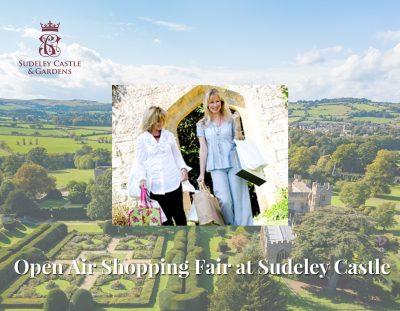 Open Air Fair at Sudeley Castle
