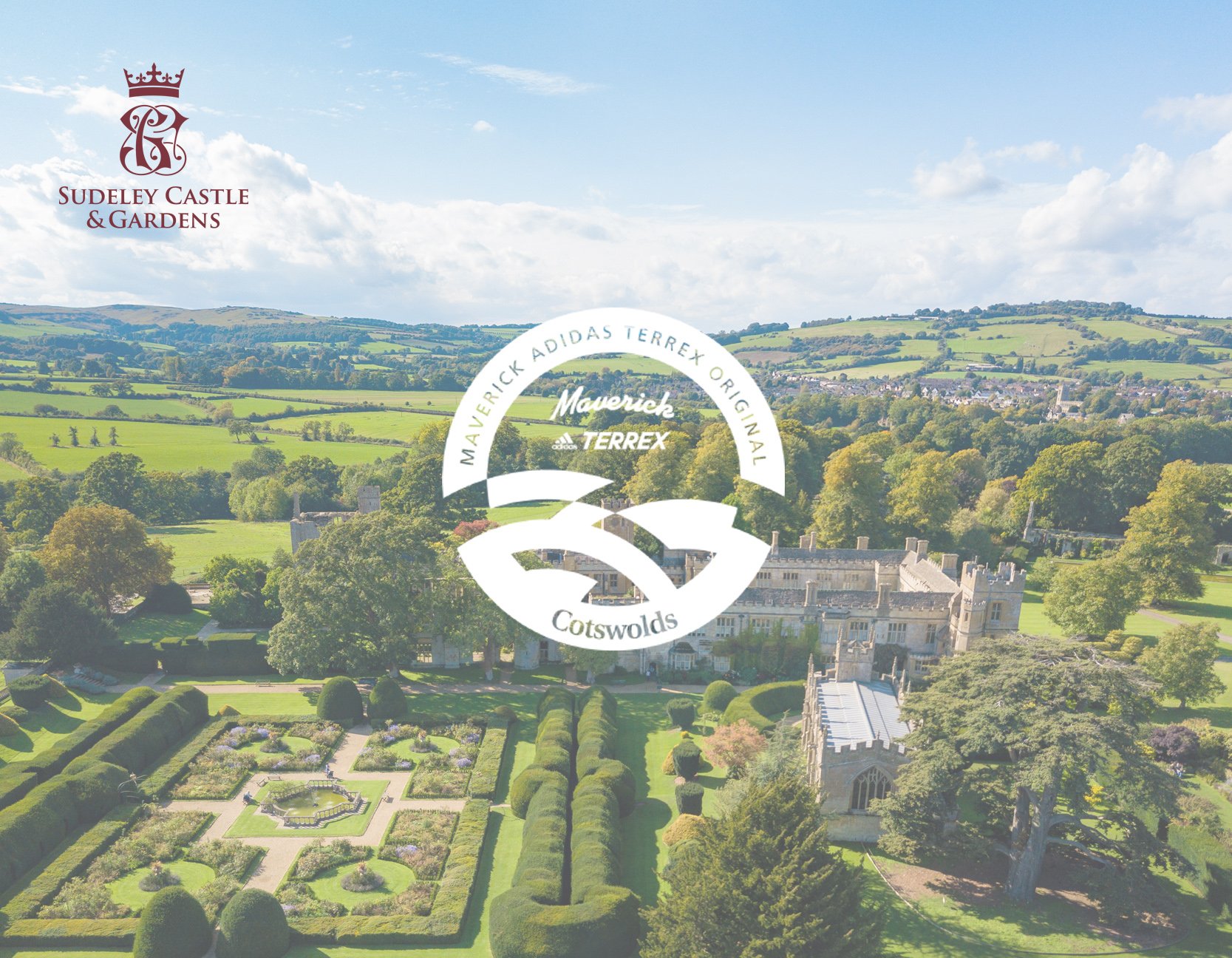 Maverick Trail Run at Sudeley Castle