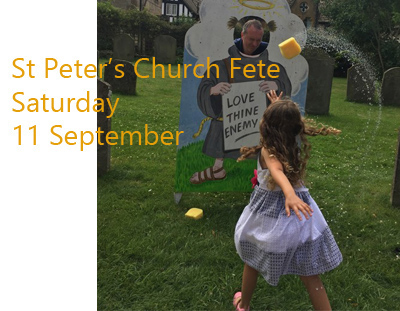 St Peter's Church Fete