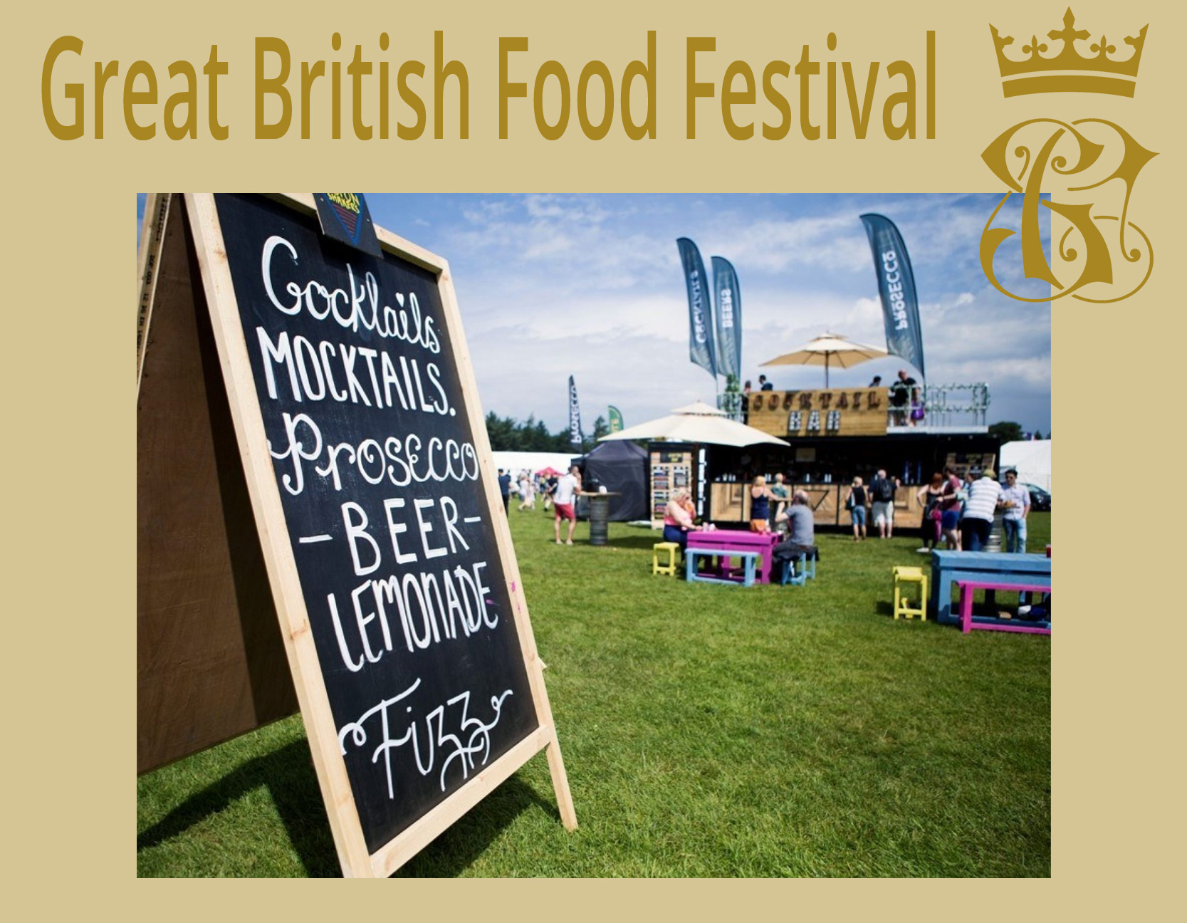 Great British Food Festival
