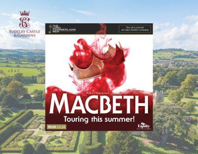 Macbeth at Sudeley Castle